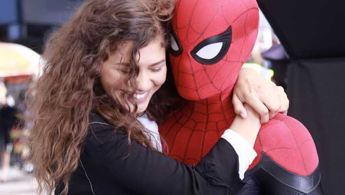 Spider Man Far From Home Movie