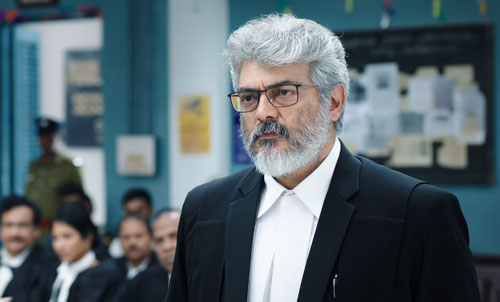 Bharath Subramaniam the lawyer Nerkonda Paarvai
