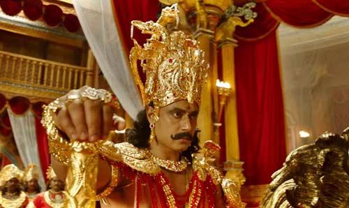 Darshan-Thoogudeep-leading-role-Kurukshetra-2019