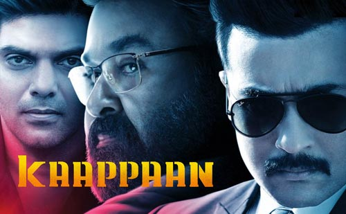 Kaappaan Movie Download in HD