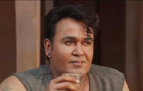 Mohanlal as Odiyan Manikyan