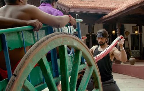 Pailwaan-2019-Hindi-movie-shot