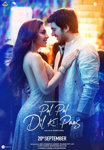 Pal-Pal-Dil-Ke-Paas-2019-movie-poster