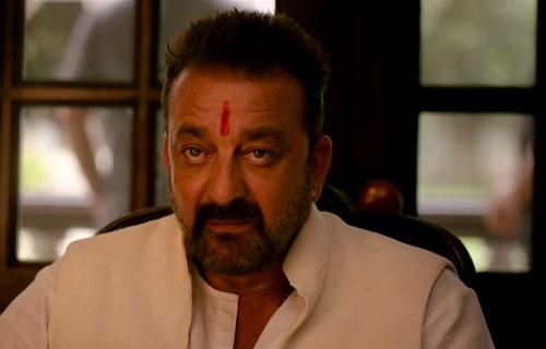 Sanjay Dutt as Baldev Pratap Singh in Prassthanam