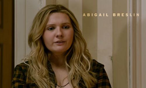 Abigail Breslin as Little Rock