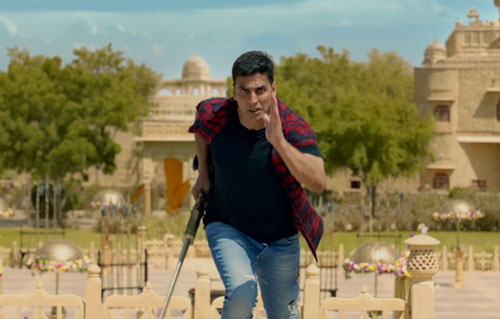 Akshay Kumar as Harry