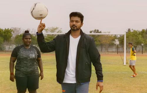 Bigil 2019 movie screenshot