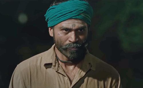 Dhanush as Siva Saami in Asuran movie