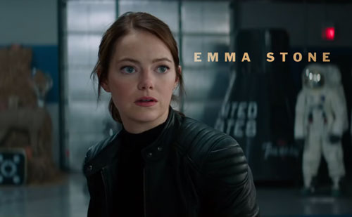 Emma Stone as Wichita