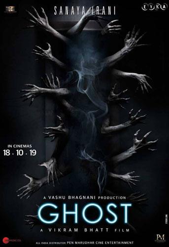 Ghost Hindi movie poster