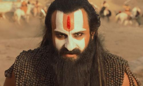 Gossain Saif Ali Khan in Laal Kaptaan movie
