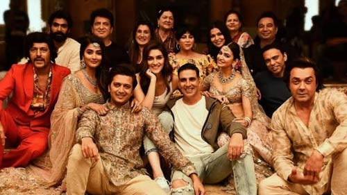 Housefull 4 cast