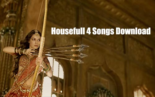 Housefull 4 songs download