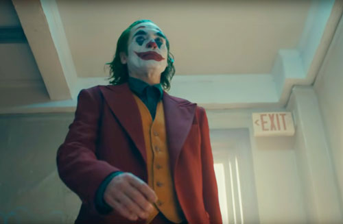 Joker Hollywood movie still