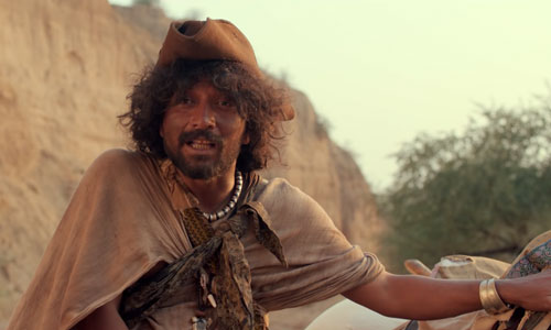 Manav Vij as Rehmat Khan