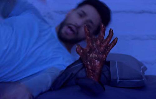 Shivam Bhaargava in Ghost movie