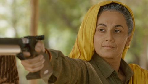 Taapsee Pannu as Prakashi Tomar