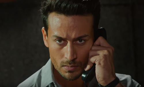 Tiger Shroff as Khalid