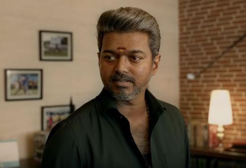 Vijay as old Rayappan