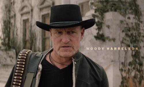 Woody Harrelson as Tallahassee