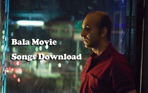 Bala movie songs download