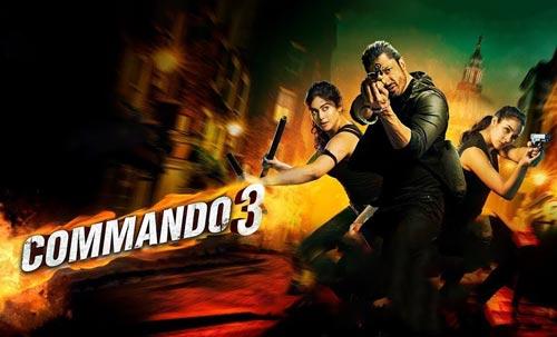 Commando 3 Full Movie Download InsTube
