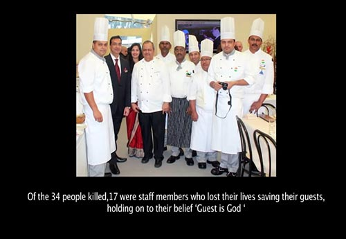 Hotel Mumbai true event 2008