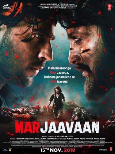 Marjaavaan movie poster