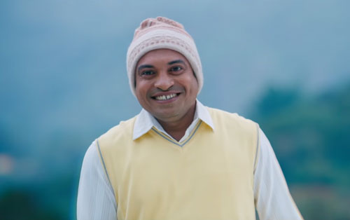 Soubin Shahir as Ambili