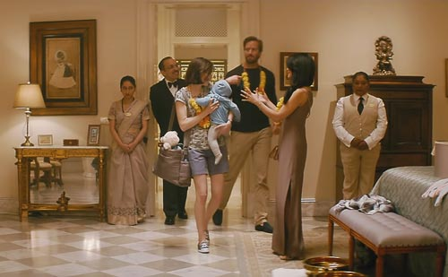 five guests in Hotel Mumbai movie