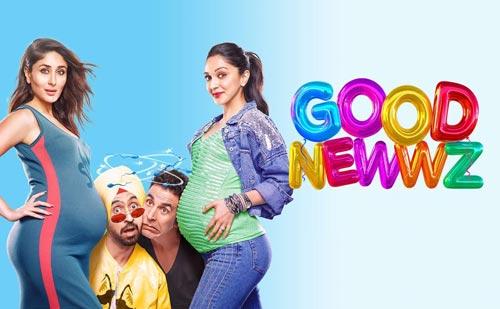 Good Newwz Movie Download InsTube
