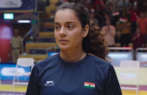 Jaya Nigam in Panga movie