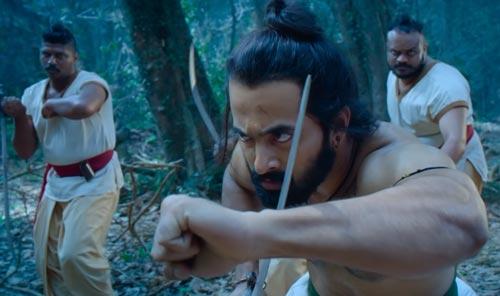 Mamangam 2019 movie screenshot