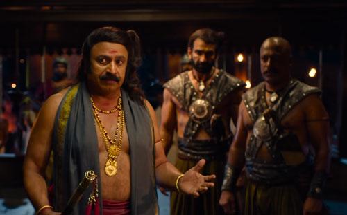 Mamangam movie still
