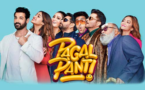 Pagalpanti Full Movie Download InsTube
