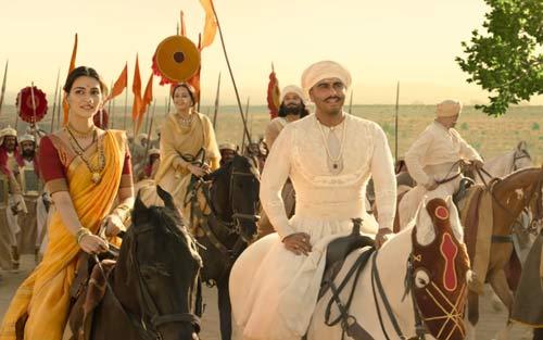Panipat 2019 movie screenshot