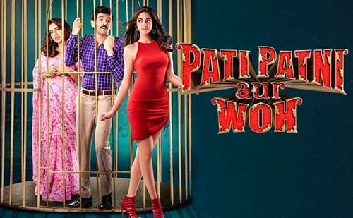 Pati Patni Aur Woh movie download