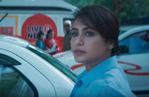 Rani Mukerji as Shivani Shivaji Roy