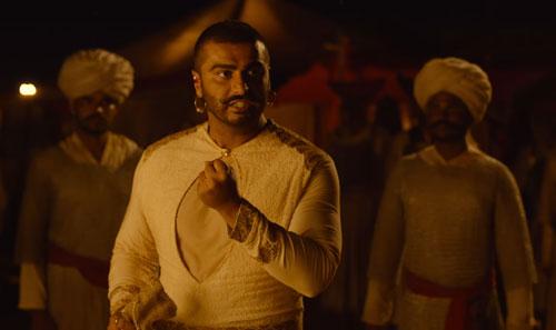 Sadashiv in Panipat War 3