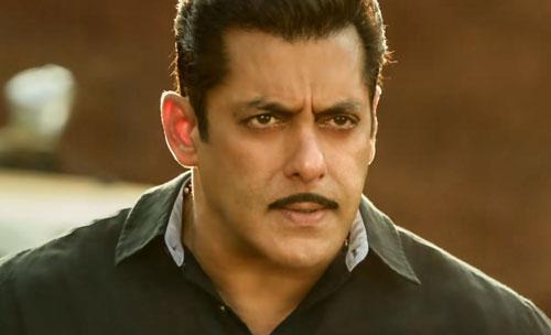 Salman Khan as Chulbul Pandey