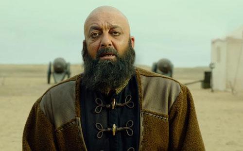 Sanjay Dutt as Ahmad Shah Abdali