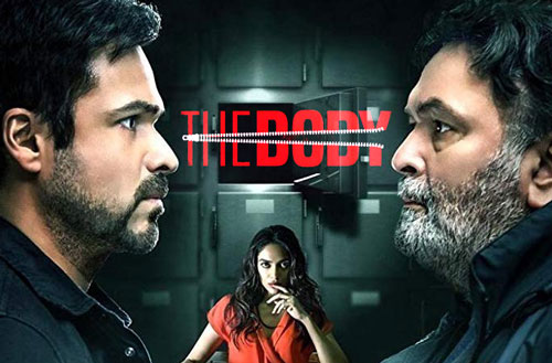 The Body 2019 Movie Download InsTube