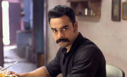 Tovino Thomas as Kalki