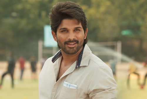 Allu Arjun as Bantu