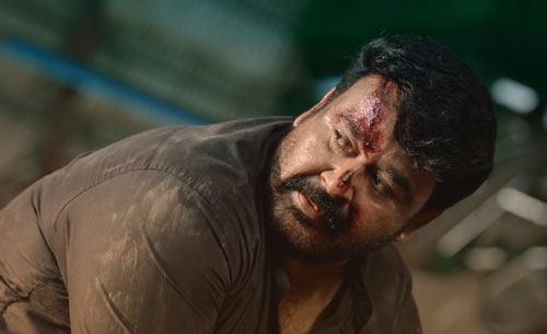 Mohanlal in Big Brother movie