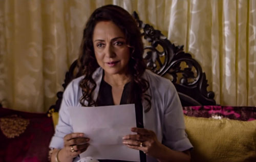 Naina mother reads letter