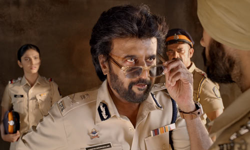 Rajinikanth as Aadhithya Arunachalam