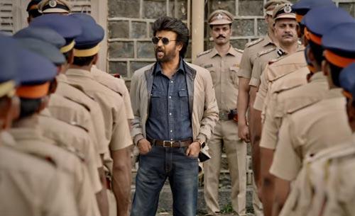 Rajinikanth in Darbar movie