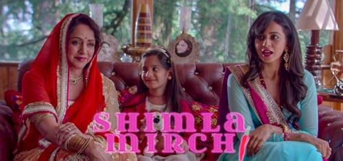 Shimla Mirchi 2020 Hindi Movie