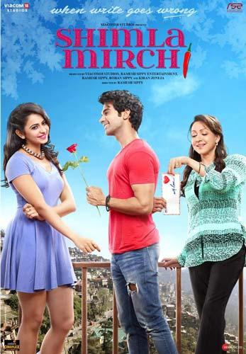 Shimla Mirchi movie poster
